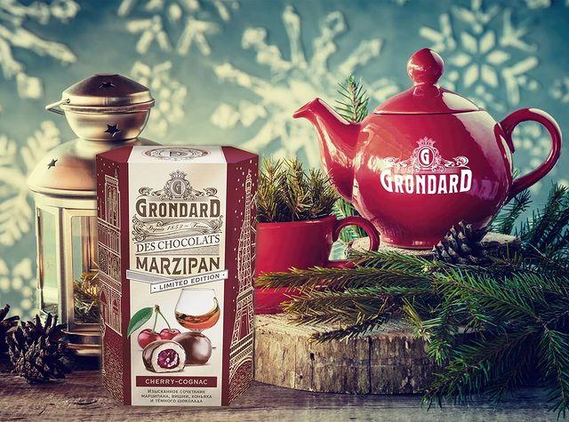 Grondard выводит на рынок новый продукт: марципан, исполняющий желания